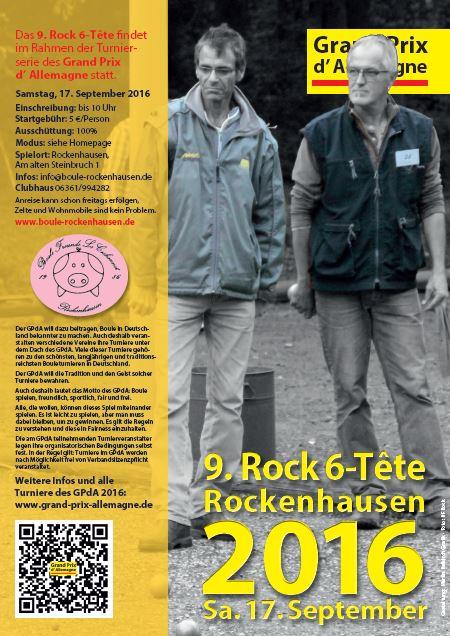Rock 6-Tete